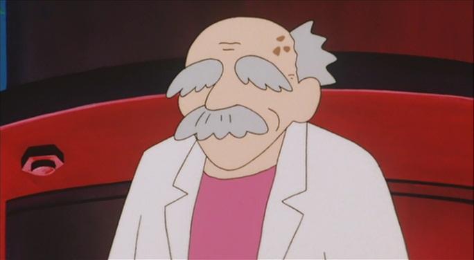 電撃!ブタのヒヅメ大作戦 大袋博士