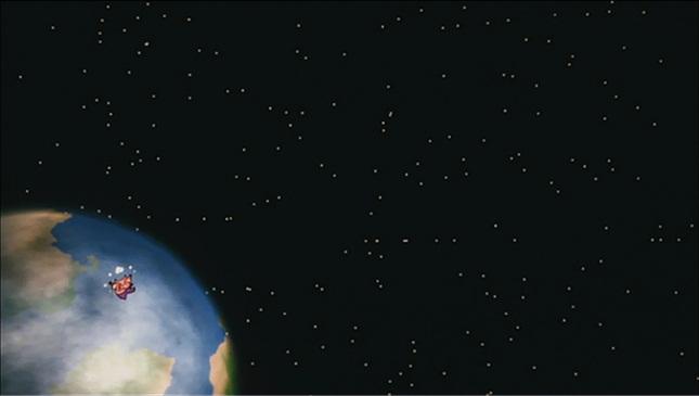 クレしんパラダイス!メイド・イン・埼玉 ぶりぶりざえもんの冒険 銀河篇1