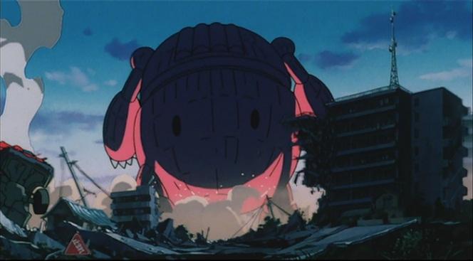 爆発!温泉わくわく大決戦 モグラロボット 破壊1