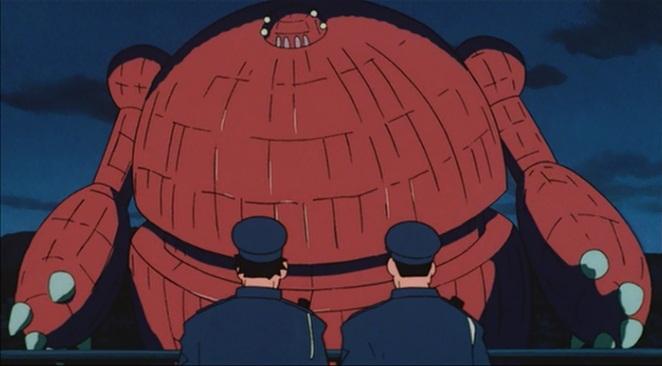 爆発!温泉わくわく大決戦 モグラロボット