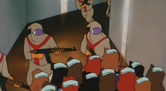 爆発!温泉わくわく大決戦 YUZAME戦闘員