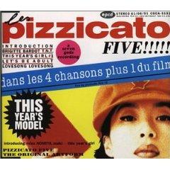 PIZZICATO FIVE「最新型のピチカート・ファイヴ」_