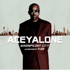 ACEYALONE「MAGNIFICENT CITY」