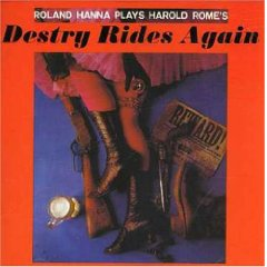 ROLAND HANNA「DESTRY RIDES AGAIN」