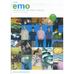 SELECTED 500 OVER TITLES OF ALBUM - EMO