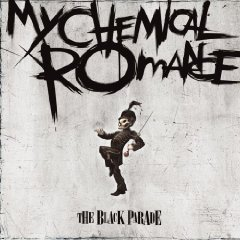 MY CHEMICAL ROMANCE「THE BLACK PARADE」
