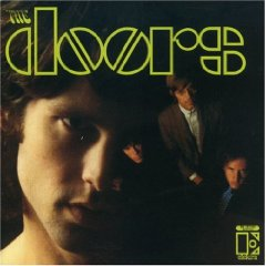 THE DOORS の1ST「THE DOORS」