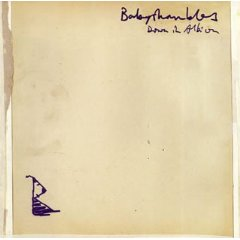 BABY SHAMBLES「DOWN IN ALBION」