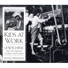 Lewis Hine and the Crusade Against Child Labor