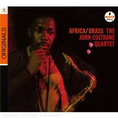 JOHN COLTRANE「AFRICA : BRASS」