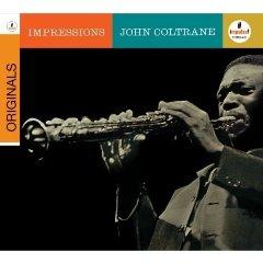 JOHN COLTRANE「IMPRESSIONS」