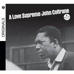 JOHN COLTRANE「A LOVE SUPREME」