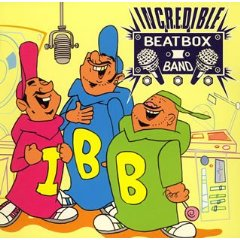 AFRA  INCREDIBLE BEATBOX BAND「I.B.B.」