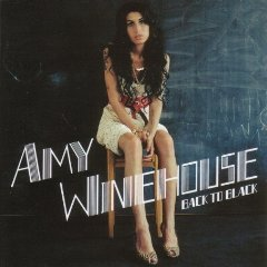AMY WINEHOUSE「BACK TO BLACK」