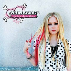 AVRIL LAVIGNE「THE BEST DAMN THING」