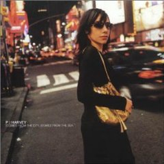 PJ HARVEY「STORIES FROM THE CITY, STORIES FROM THE SEA」