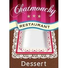 DVD「チャットモンチー レストラン デザート」
