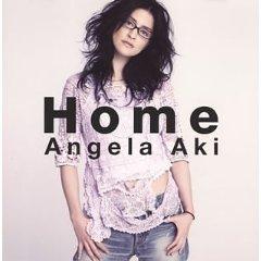 アンジェラ・アキ「HOME」
