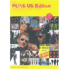 「THE DIG PRESENTS DISC GIUDE SERIES - PUNK UK EDITION」