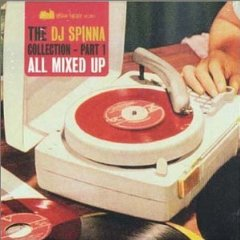 DJ SPINNA「URBAN THEORY PRESENTS THE DJ SPINNA COLLECTION PART1 - ALL MIXED UP」