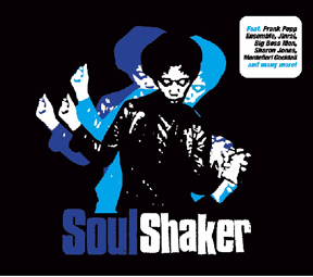 VARIOUS ARTISTS「SOUL SHAKER」
