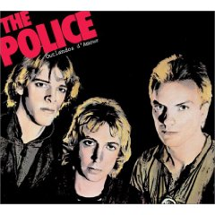 THE POLICE「OUTLANDOS DAMOUR」