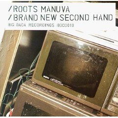 ROOTS MANUVA「BRAND NEW SECOND HAND」