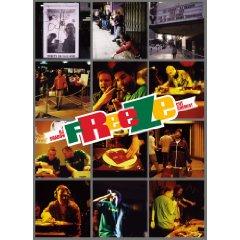 DJ SHADOW  CUT CHEMIST の DVD「FREEZE」