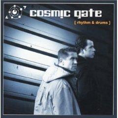 COSMIC GATE「RHYTHM  DRUMS」