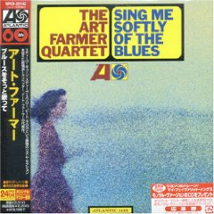 THE ART FARMER QUARTET「SING ME SOFTLY OF THE BLUES」