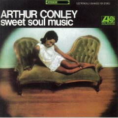 AUTHER CONLEY「SWEET SOUL MUSIC」