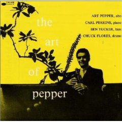 ART PEPPER「THE ART OF PEPPER」