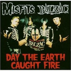 MISFITS : BALZAC「DONT OPEN TIL DOOMSDAY」