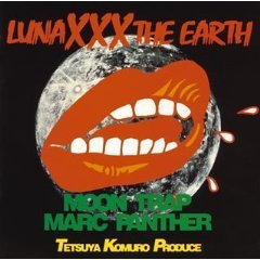 MOON TRAP : MARC PANTHER「LUNA XXX THE EARTH」