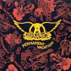 AEROSMITH「PERMANENT VACATION」