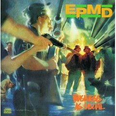 EPMD「BUSINESS AS USUAL」