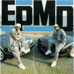 EPMD「UNFINISHED BUSINESS」