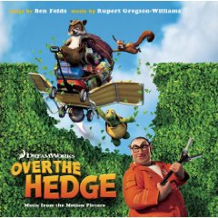 「OVER THE HEDGE - MUSIC FROM THE MOTION PICTURE」