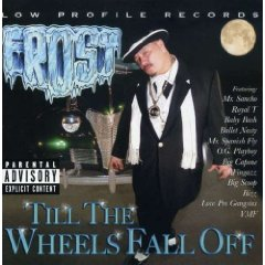 FROST「TILL THE WHEELS FALL OUT」