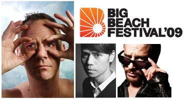BIG BEACH FESTIVAL 09