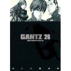 奥浩哉「GANTZ」25~26巻