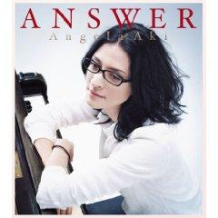 アンジェラ・アキ「ANSWER」