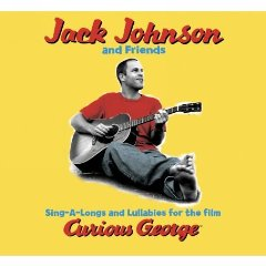JACK JOHNSON「Sing-A-Longs and Lullabies for the Film Curious George」