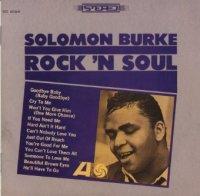 SOLOMON BURKE「ROCK N SOUL」