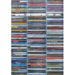 「ヒップホップ/R&Bランキング500![1990-1999]」