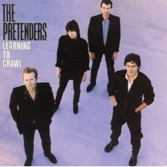 THE PRETENDERS「LEARN TO CRAWL」