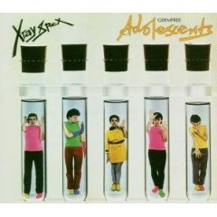 X-RAY SPEX「GERMFREE ADOLESCENTS」
