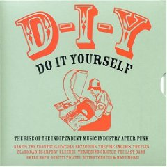VARIOUS ARTISTS「D-I-Y - DO IT YOURSELF」