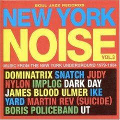 VARIOUS ARTISTS「NEW YORK NOISE VOL.3」