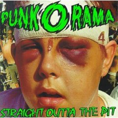 VARIOUS ARTISTS「PUNK O RAMA 4 - STRAIGHT OUTTA THE PIT」